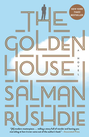 The cover of the book The Golden House