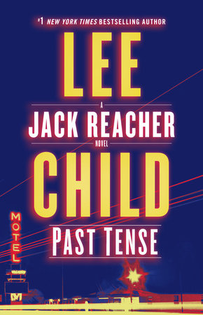 The cover of the book Past Tense