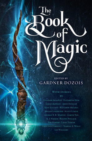 Image result for book of magic gardner dozois