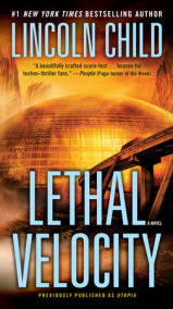 Lethal Velocity (Previously published as Utopia)
