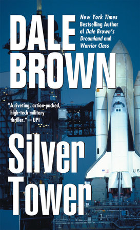 Silver Tower by Dale Brown