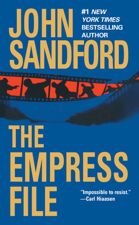 The Empress File by John Sandford