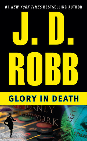 Glory in Death by J. D. Robb
