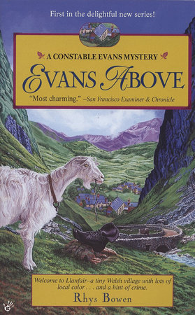 Evans Above by Rhys Bowen