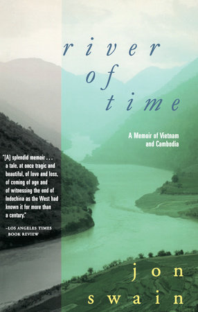 River of Time by John Swain
