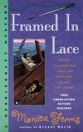 Framed in Lace by Monica Ferris