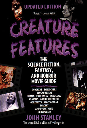 Creature Features by John Stanley