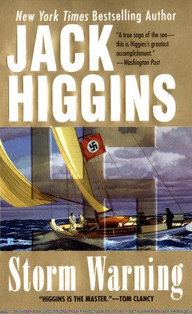 Storm Warning by Jack Higgins