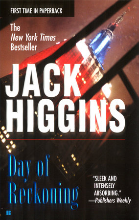 Day of Reckoning by Jack Higgins