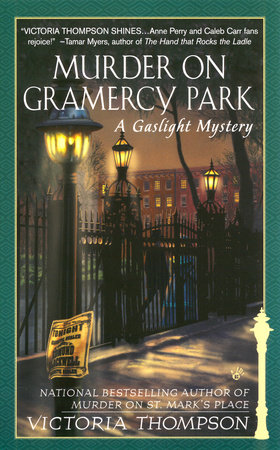 Murder on Gramercy Park by Victoria Thompson