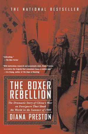 Boxer Rebellion by Diana Preston