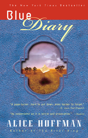 Blue Diary by Alice Hoffman