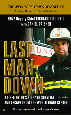 Last Man Down by Richard Picciotto and Daniel Paisner