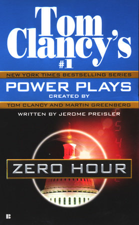 Zero Hour by Tom Clancy