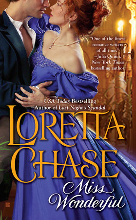 Miss Wonderful by Loretta Chase
