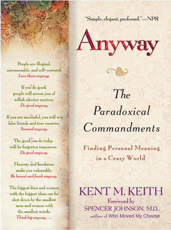 Anyway by Kent M. Keith