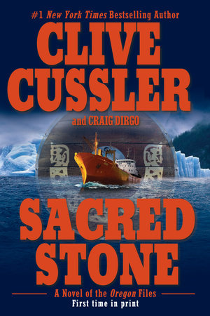 Sacred Stone by Clive Cussler and Craig Dirgo
