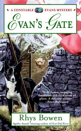 Evan's Gate by Rhys Bowen