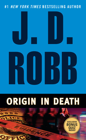 Origin in Death by J. D. Robb