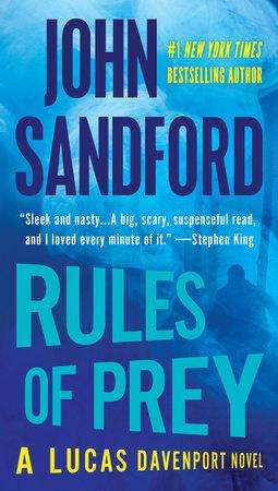 Rules of Prey by John Sandford