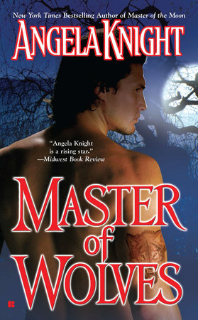 Master of Wolves by Angela Knight