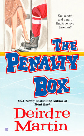 The Penalty Box by Deirdre Martin