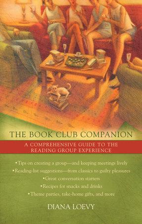 The Book Club Companion by Diana Loevy