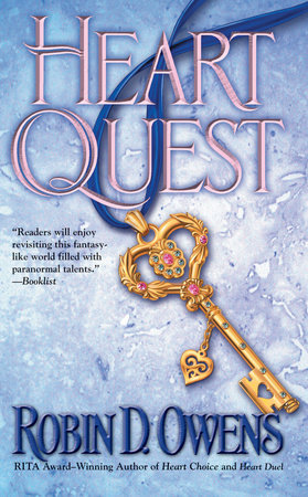 Heart Quest by Robin D. Owens
