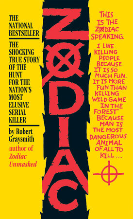 The cover of the book Zodiac