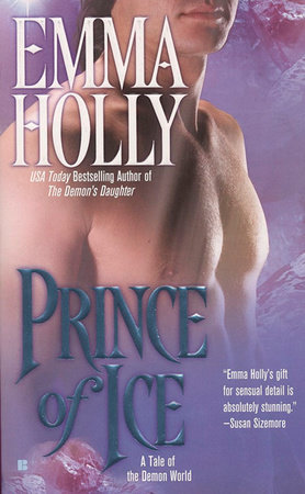 Prince of Ice by Emma Holly