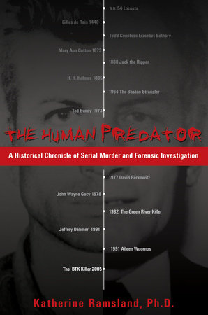 The cover of the book The Human Predator