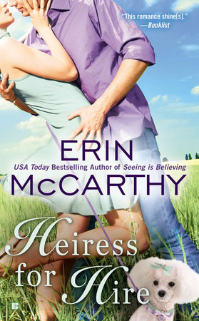 Heiress for Hire by Erin McCarthy
