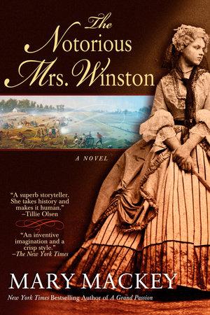 The Notorious Mrs. Winston by Mary Mackey