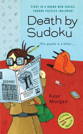 Death by Sudoku by Kaye Morgan