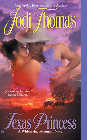 Texas Princess by Jodi Thomas