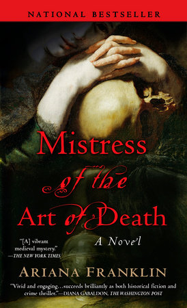 Mistress of the Art of Death by Ariana Franklin