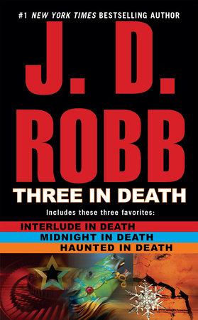 Three in Death by J. D. Robb
