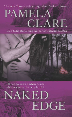 Naked Edge by Pamela Clare