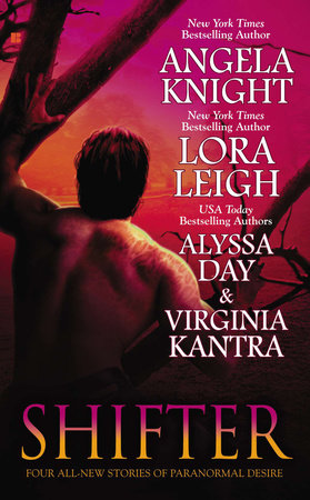 Shifter by Angela Knight, Lora Leigh, Alyssa Day and Virginia Kantra