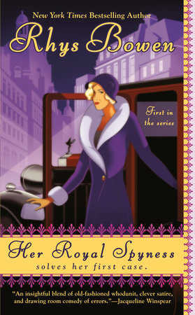 The cover of the book Her Royal Spyness