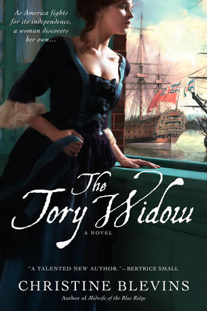 The Tory Widow by Christine Blevins