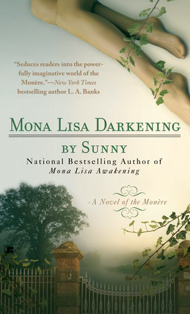 Mona Lisa Darkening by Sunny