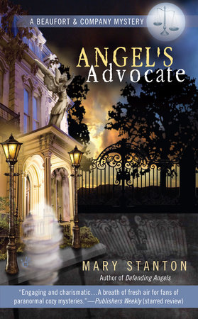 Angel's Advocate by Mary Stanton