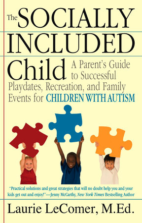 The Socially Included Child by Laurie Fivozinsky LeComer