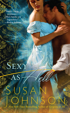 Sexy As Hell by Susan Johnson