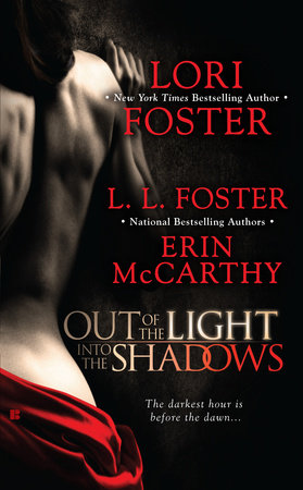 Image result for out of the light, into the shadows book cover