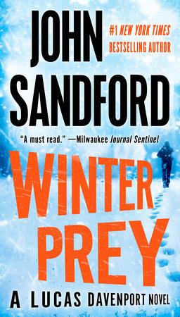 Winter Prey by John Sandford