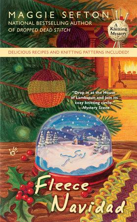 Fleece Navidad by Maggie Sefton
