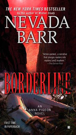 Borderline by Nevada Barr