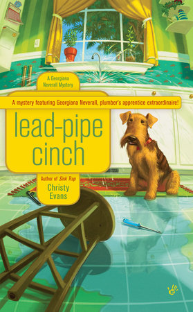 Lead-Pipe Cinch by Christy Evans